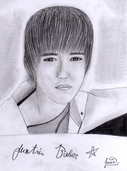 Justin Bieber by vania_006